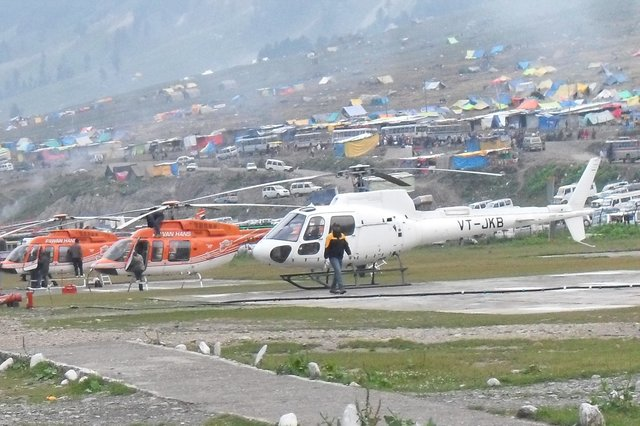 Chardham Yatra by Helicopter 2018 Booking