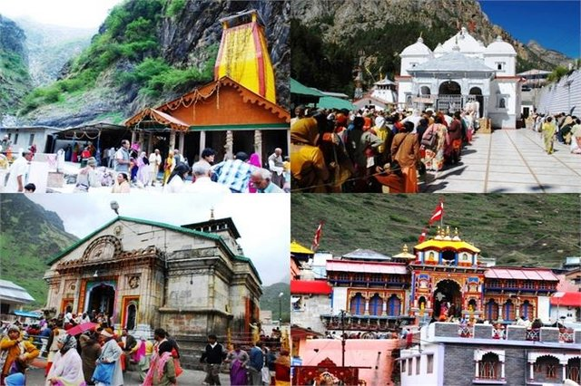 Chardham Deluxe Tour 2018 Booking