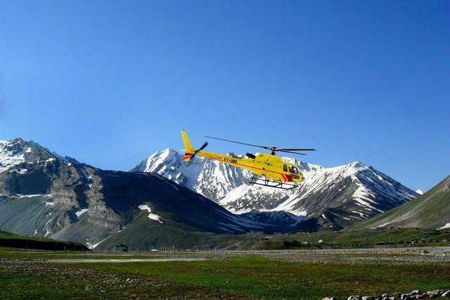 Kedarnath Helicopter Booking 2018