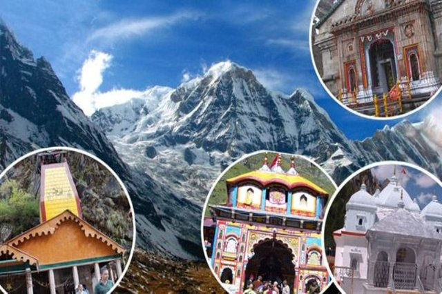 Chardham Regular Tour 2018 Booking