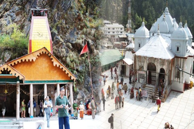 Yamunotri Gangotri Tour Do Dham Booking
