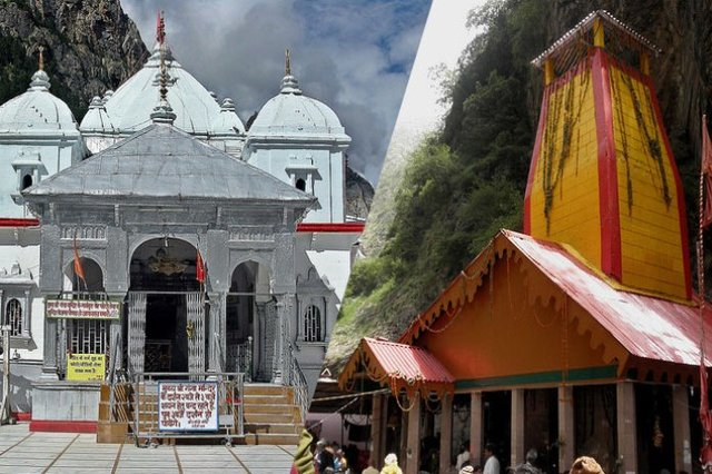 Yamunotri Gangotri Yatra Do Dham Booking
