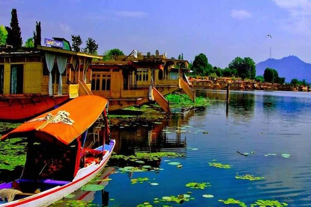 Tourist Places in Jammu and Kashmir