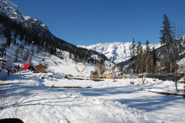 Manali Shimla Holiday Package