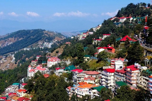 Shimla Manali Chandigarh Package